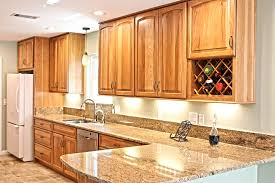 Hickory Kitchen Cabinet Several Ideas Of Hickory Kitchen Cabinets That You Should Know