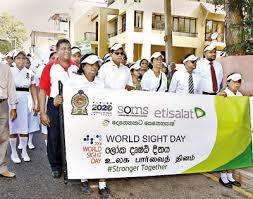 World Blindness Day National Effort To Prevent Avoidable Blindness On World Sight Day