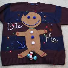 Ugly Christmas Sweater With Lights How To Make A Ugly Christmas Sweater With Lights Christmas