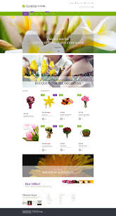 flower shop responsive shopify theme 53138