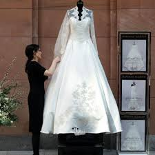 Designer Wedding Dresses 2011 Spotted The First High Street Replica Of Kate U0027s Wedding Dress