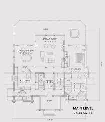 Cascade Floor Plan Cascade Idaho Log Home By Precisioncraft