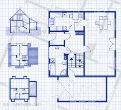 contemporary apartment design blueprint floor plan of a modern