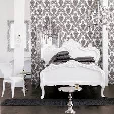 chambre baroque déco baroque côté maison