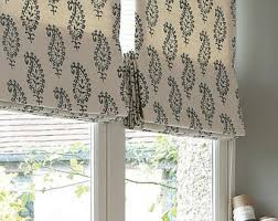 Roman Blinds Made To Measure Roman Blinds Etsy