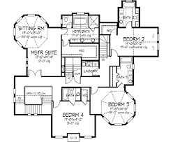 House Blueprint by House Designs And Floor Plans Fascinating Home Design Blueprints