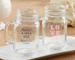 jar favors personalized jar wedding favors my wedding favors