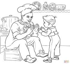 patty cake coloring page kids drawing and coloring pages marisa