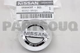 403429pa1a genuine nissan ornament disc wheel 40342 9pa1a ebay