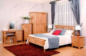 furniture elegant wooden king bedroom furniture with canopy bed