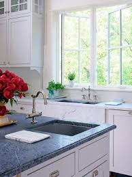Soapstone Kitchen Sinks Soapstone Kitchen Countertops Transitional Kitchen Brad Ford Id