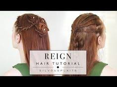 reign tv show hair styles reign tv show hairstyles google search halloween pinterest