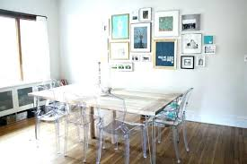 White Gloss Dining Tables And Chairs Ghost Table And Chair Barn Wood Table Ghost Chairs Celebration