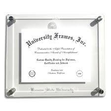 diploma holder kansas state wildcats lucent diploma holder 2006835 k state