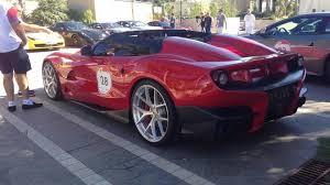 Ferrari F12 2018 - ferrari f12 trs spotted once again ahead of this weekend u0027s