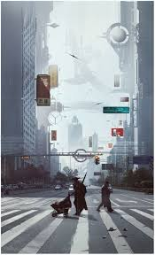 8607 best futuristic cities images on pinterest concept art