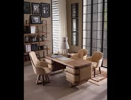 Modern Italian Office Desk Ulivi World American Walnut Desk Nella Vetrina
