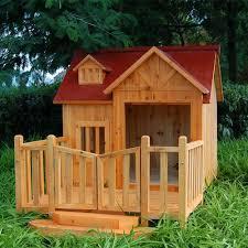 wood dog houses here u0027s a cool wood dog house design