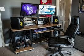 Studio Rta Corner Desk by Just Finished A Complete Overhaul Of My Battlestation Including A