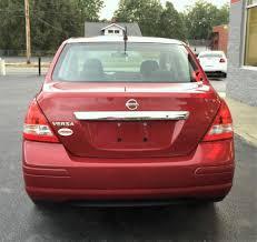 red nissan versa andrews auto 2010 nissan versa evansville in 223 used bhph