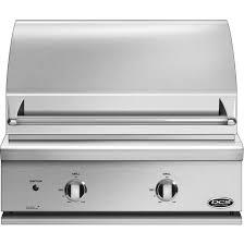 dcs professional 30 inch built in natural gas grill bgc30 bq n