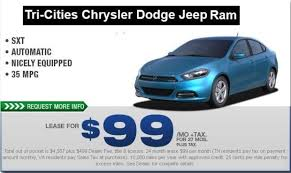tri cities chrysler dodge jeep ram kingsport tn 2015 dodge dart specials low payment lease purchase offers