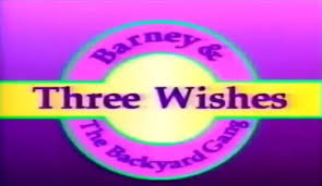 barney and the backyard gang three wishes 1989 youtube