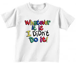 kiditude i didn t do it toddler t shirt 16 95 read more http