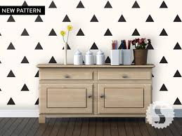 Temp Wallpaper by Wallpaper Temporary Removable Wallpaper Triangles Children