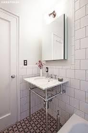 Bathroom Sink Console Table 12 Bathroom Sink Vanity Ideas From Nyc Renovations