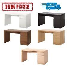 Malm Computer Desk Ikea Malm Desk Ebay