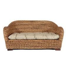 canape en rotin soldes rotin design soldes 38 canapé d intérieur azur en