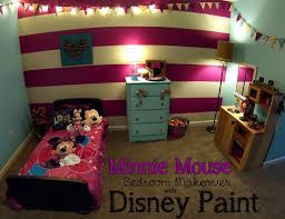 Mickey And Minnie Mouse Bedroom Set Minnie Mouse Bedroom Reveal Spoonful Of Imagination