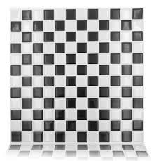 Adhesive Backsplash Tiles For Kitchen Online Get Cheap Peel Stick Backsplash Tiles Aliexpress Com