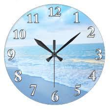 themed wall clock themed wall clocks zazzle co uk