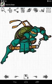 easy draw ninja turtles 1 03 download apk android aptoide