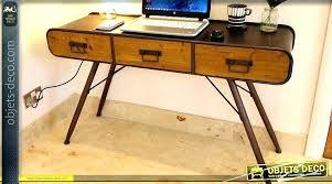bureau marine ancien bureau ancien pas cher meuble secretaire moderne noir marine bureau