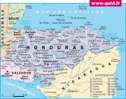 america map honduras honduras map toursmaps