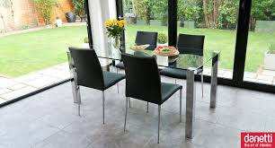 glass top dining table feat modern just some of our work glass