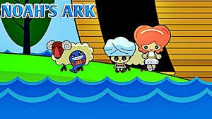 noah u0027s ark story for children learning stories english