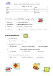 english teaching worksheets body image