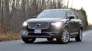 2017 volvo xc90 t8 test drive review