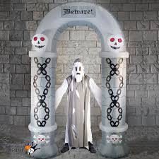 2 7m outdoor light up cemetery arch archway