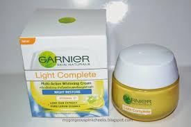 Serum Vitamin C Garnier garnier light complete restore multi whitening