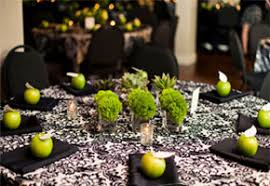 wicked themed events a wicked witch themed bridal shower this halloween unique wedding