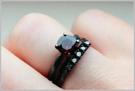 engagement rings on sale simple black diamond engagement rings for sale design imagineny