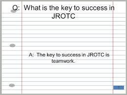 jrotc army uniform guide i basic knowledge leadership education and training let