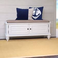 Upholstered Storage Bench With Back Storage Benches