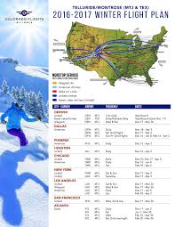 Chicago Ord Map by 2 For 1 Flights To Telluride Official Telluride Tourism Board