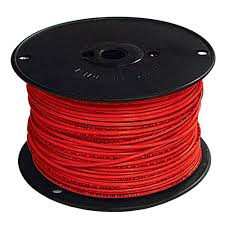 southwire 500 ft 2 red stranded cu simpull thhn wire 20501301
